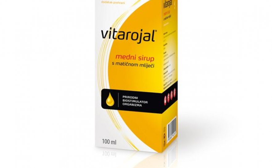 Vitarojal Sirop